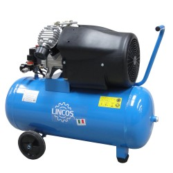 Kompresszor 50l, 2.2kW, 8bar